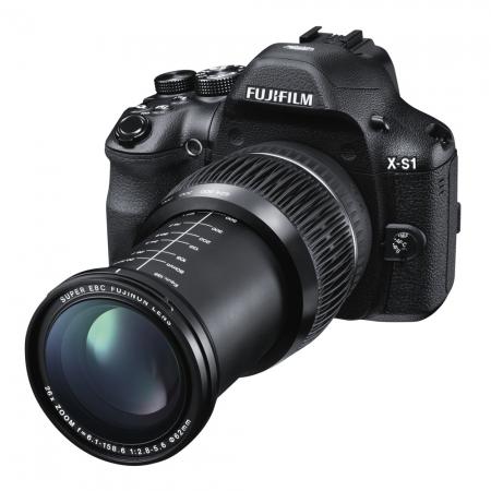 Fujifilm aparat foto compact Finepix X-S1 - RS1045520-4
