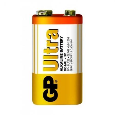 GP - Baterie 9V Alkaline