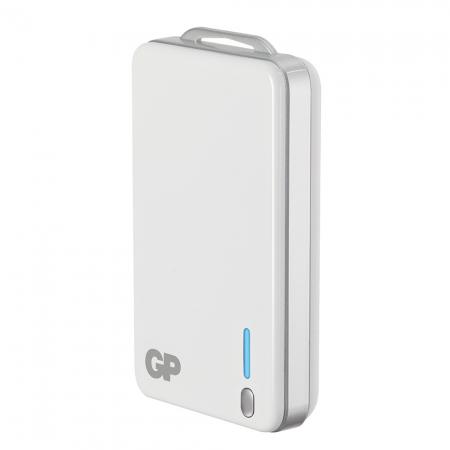 GP Portable PowerBank GPXPB20 alb - acumulator extern 4000mAh