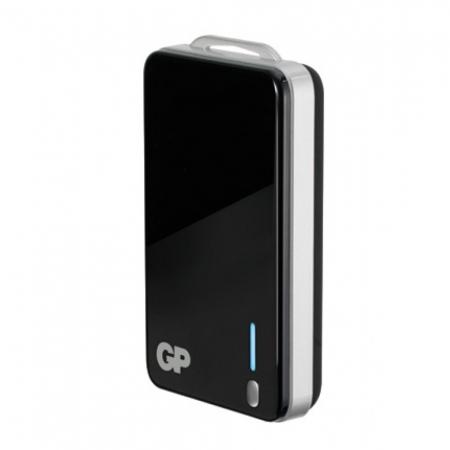 GP Portable PowerBank GPXPB20 negru - acumulator extern 4000mAh