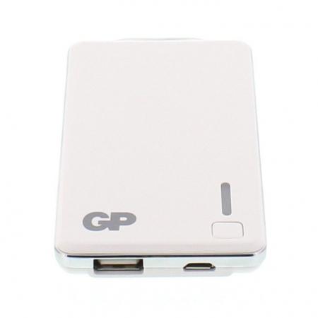 GP Portable PowerBank XPB322A alb - Acumulator extern 2500mAh