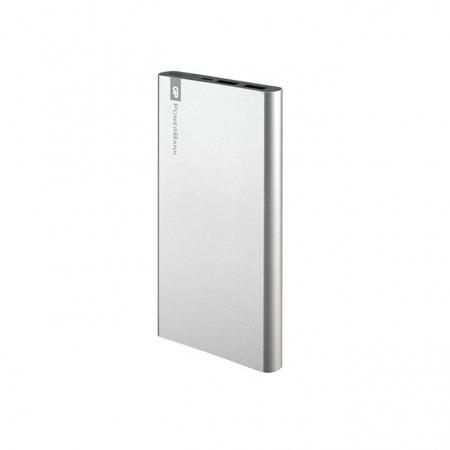 GP Power Bank Mobile Charger 2 x usb 10000 mAh argintiu FP10001