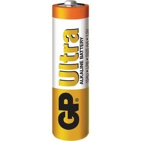 GP Ultra - set 4 baterii alcaline R6 (AA) 1.5V