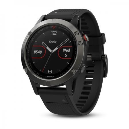 Garmin Fenix 5 - Smartwatch, GPS - Slate Gray