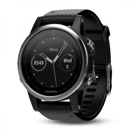 Garmin Fenix 5S - Smartwatch, GPS - Negru