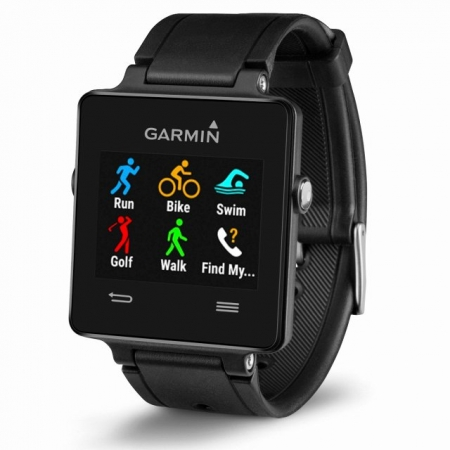 Garmin Vivoactive GR-010-01297-00 - Smart Watch negru