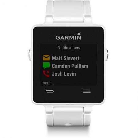 Garmin Vivoactive GR-010-01297-01 - Smart Watch alb