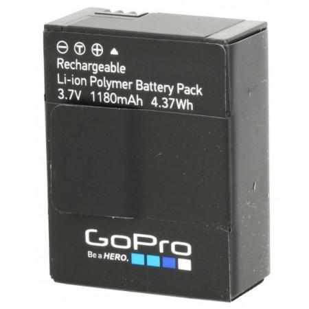 GoPro - Acumulator Hero3/ Hero3+, 1180 mAh