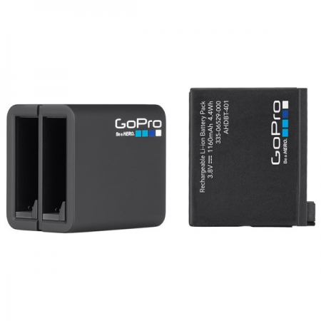 GoPro Dual Battery Charger + Battery RS125016805-4