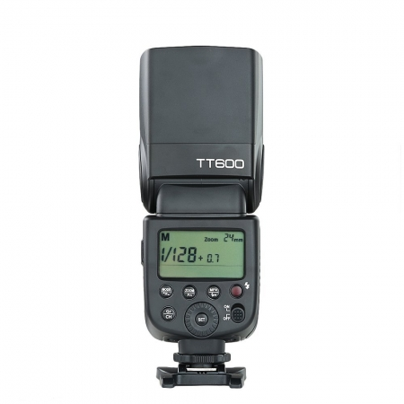 Godox TT600 Thinklite - Blit non-TTL, patina universala, mod manual