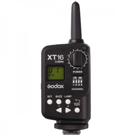 Godox Wireless XT16T Flash Trigger - Transmitator, 2.4G