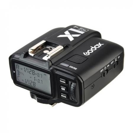 Godox X1T-F - Transmitator radio TTL 1/8000 pentru Fujifilm