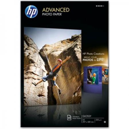HP Photo Paper Glossy A3 20coli