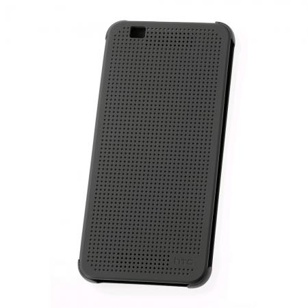 HTC (HC M160) - Husa agenda DOT View pentru Desire Eye - negru
