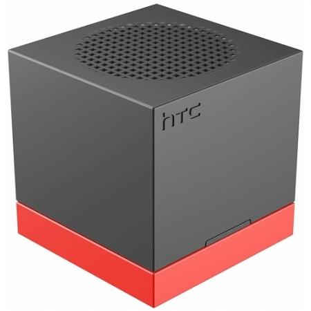 HTC BoomBass - Boxa portabila NFC, Negru/Rosu - RS125020293