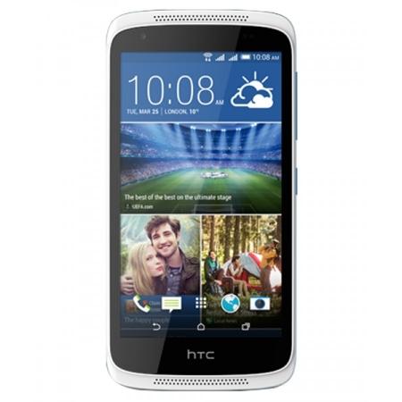 HTC Desire 526G+ Dual-SIM 16GB glacier blue / white RS125022240-16