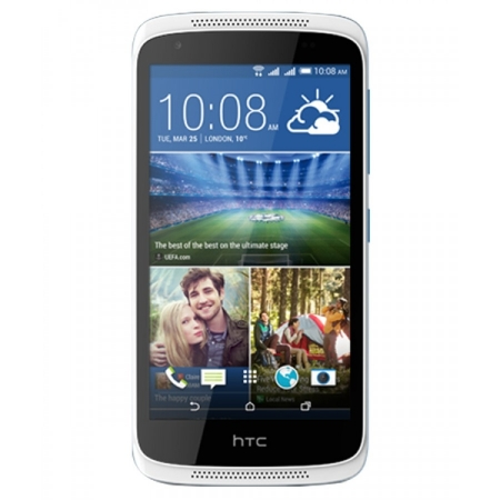 HTC Desire 526G+ Dual-SIM 16GB glacier blue / white RS125022240-5