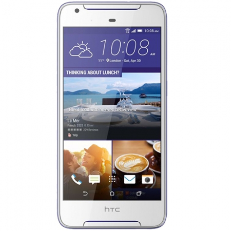 HTC Desire 628 Dual Sim 32GB 3G Alb Albastru 628H RS125029757-1