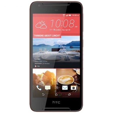 HTC Desire 628 - Single Sim, 5'', Octa-Core, 2 GB RAM, 16GB, 4G, Albastru-Portocaliu