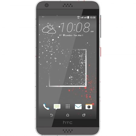 HTC Desire 630 - 5'', Dual Sim, Quad-Core, 2GB RAM, 16GB, 4G - Alb Remix