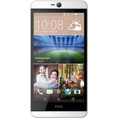 HTC Desire 826 Dual-SIM 16GB LTE 4G Alb 826W
