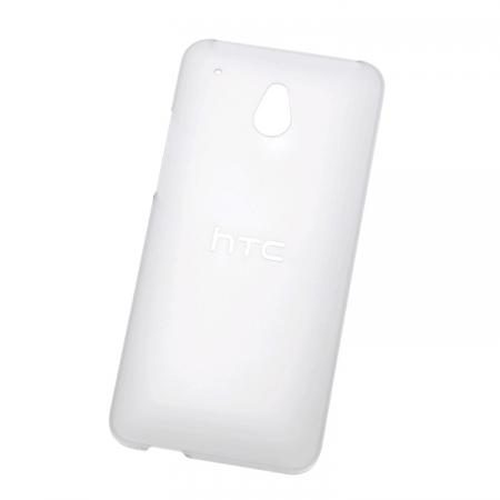 HTC HC C852 - Husa rigida transparenta pentru HTC One Mini - include folie de protectie RS125012950