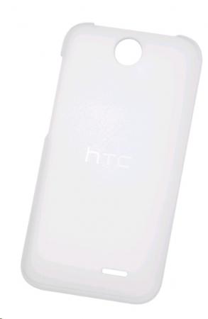 HTC HC C931 - Capac protectie spate rigid - Transparent pentru HTC Desire 310