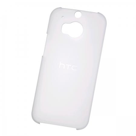 HTC HC C942 - Husa rigida transparenta pentru HTC One M8 RS125012944