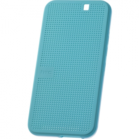 HTC HC M232 - husa Dot View pentru HTC ONE M9 - albastru