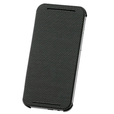 HTC HC V941 - Husa flip pentru HTC ONE M8 - gri