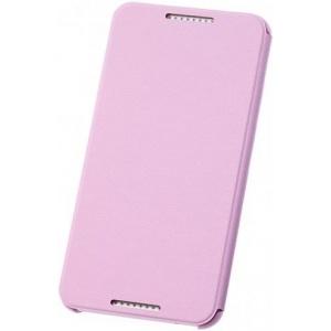 HTC HC V950 Husa flip - HTC Desire 816, roz