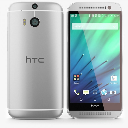 HTC ONE M8 32GB LTE 4G gri FACTORY RESEAL RS125020130