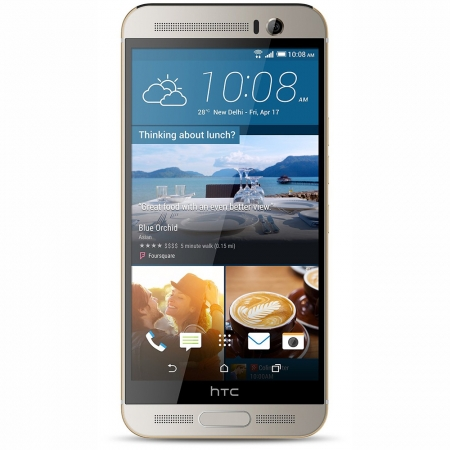 HTC ONE M9 Plus gold  - Argintiu RS125019066-9