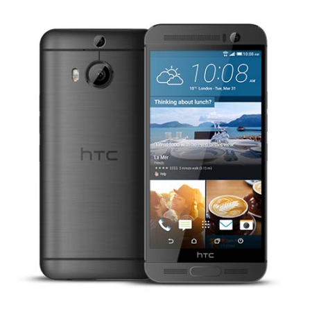 HTC ONE M9 Plus - grey RS125022569-6