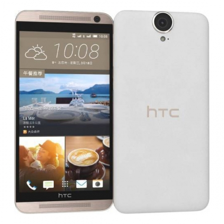 HTC One E9 Plus Dual-SIM 32GB LTE 4G Alb Auriu a55 - RS125022566-2