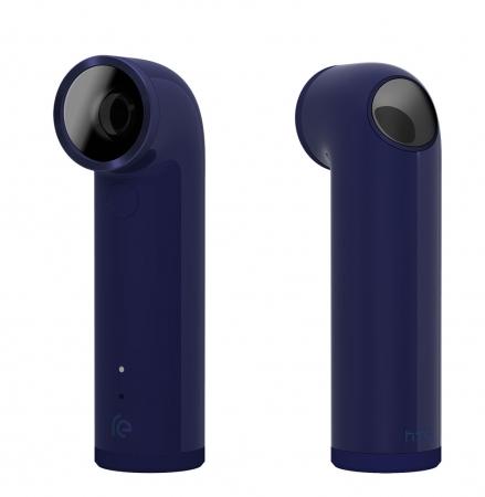 HTC Re Camera - Camera foto pt smartphone - albastru inchis