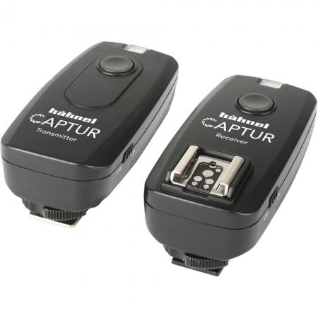 Hahnel Captur Remote Control & Flash Trigger - telecomanda si declansator wireless pentru Nikon