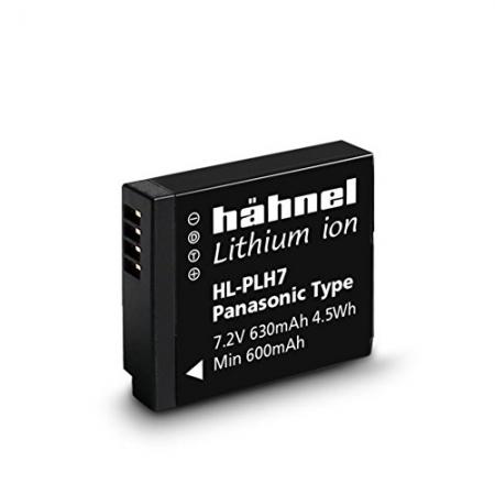 Hahnel HL-PLH7 - Acumulator Li-Ion tip Panasonic DMW-BLH7