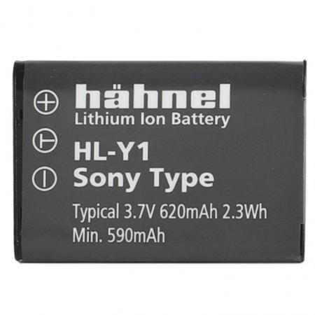 Hahnel HL-Y1 - acumulator tip replace pentru Sony AZ1, 620mAh