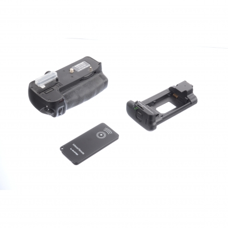 Hahnel HN-D7000 Infra Pro Battery Grip - pt Nikon D7000 - RS1050701