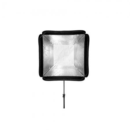 Hahnel Speedlite SoftBOX 80cm - Kit Softbox + Stativ lumina