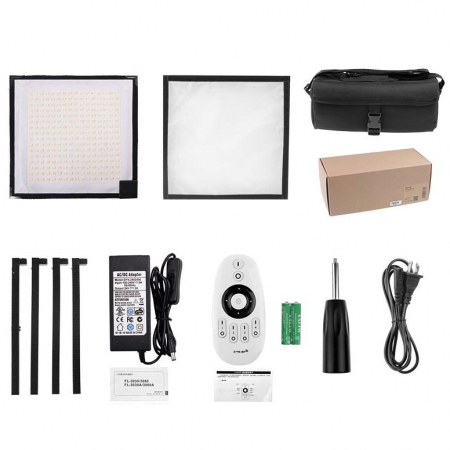Hakutatz VL-3030B Flex - Kit panou LED flexibil