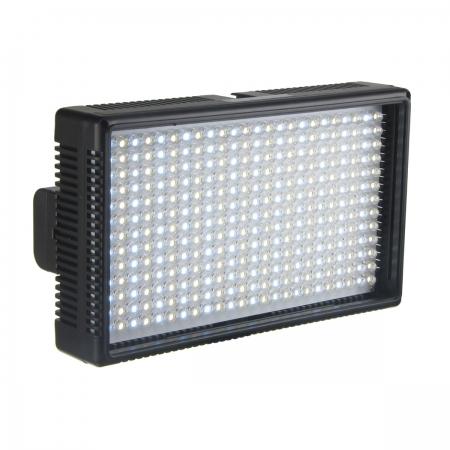 Hakutatz VL-312 - lampa video cu 312 leduri  RS1045634-1