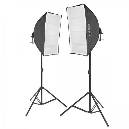Hakutaz VL-9026S NEW  Kit 2 Lampi cu 10 becuri 45W 5500K RS125009557-5