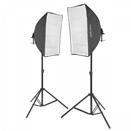 Hakutaz VL-9026S NEW  Kit 2 Lampi cu 10 becuri 45W 5500K RS125009557-7