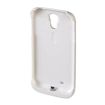 Hama-  Husa cu acumulator de 2700 mAh pentru Galaxy S4 - alb