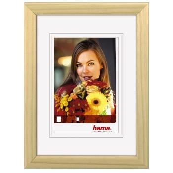 Hama Bella - rama foto 20X30 lemn natur