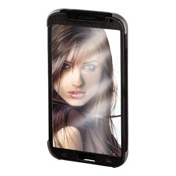 """Hama Booklet """"Mirror"""" - husa de protectie Samsung Galaxy S4 - negru"""