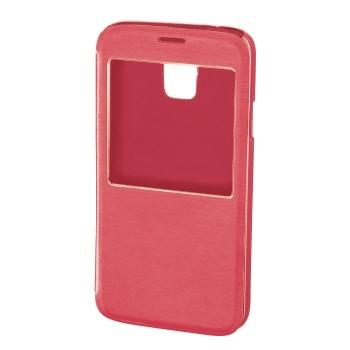 """Hama Booklet """"Window"""" - husa de protectie Samsung Galaxy S5 - roz"""