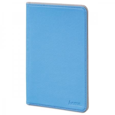 """Hama Portfolio Glue - Husa pentru tablete de 7"""" - albastru"""